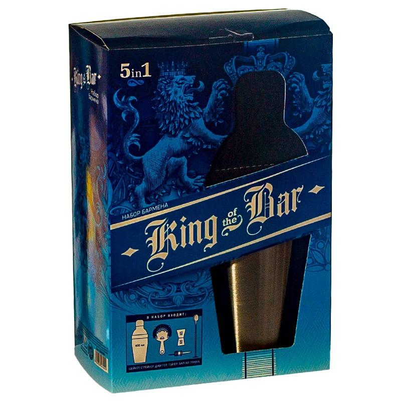 """Набор для приготовления коктейлей """"Король бара"""""""