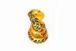 Цветные гжельские сувениры
